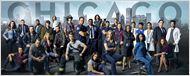 Chicago Fire, Chicago Med e Chicago PD são renovadas