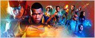 Brandon Routh revela arte promocional da terceira temporada de Legends of Tomorrow