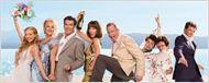 Continuação de Mamma Mia escala versões jovens de personagens de Pierce Brosnan e Julie Walters
