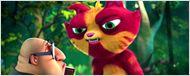 Lino - Uma Aventura de Sete Vidas: Don Leon e Lino precisam decifrar um enigma em cena da animação (Exclusivo)