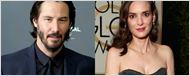 Keanu Reeves e Winona Ryder vão reeditar parceria em nova comédia romântica