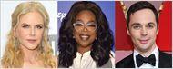 Emmy 2017: Nicole Kidman, Oprah Winfrey e Jim Parsons estão na primeira lista de apresentadores