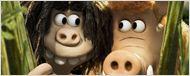 Homem das Cavernas: Saiu novo trailer da animação dublada por Eddie Redmayne, Maisie Williams e Tom Hiddleston