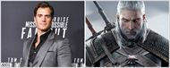 The Witcher: Henry Cavill confirma que irá interpretar Geralt em série da Netflix