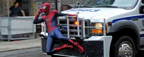 Confira novas imagens de O Espetacular Homem-Aranha 2