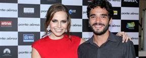 Entrevista exclusiva: Caio Blat, Letícia Colin e Julia Rezende na pré-estreia de Ponte Aérea