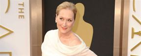 Meryl Streep promove programa para capacitar roteiristas mulheres