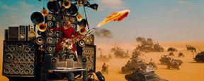 Conheça a história do insano guitarrista que rouba a cena em Mad Max: Estrada da Fúria