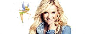 Reese Witherspoon será Tinker Bell em filme em live-action