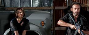 Andrew Lincoln e Lauren Cohan prometem final tenso para a sexta temporada de The Walking Dead