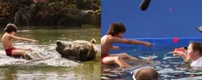 Vídeo revela antes e depois dos efeitos visuais de Mogli - O Menino Lobo