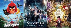 Estreias de maio nos cinemas