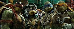 As Tartarugas Ninja - Fora das Sombras ganha novos cartazes