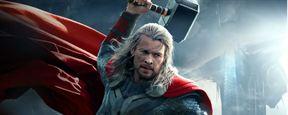 """Que talento! Chris Hemsworth faz desenho para mostrar """"novo visual"""" de Thor"""