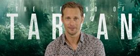 Exclusivo: Alexander Skarsgård apresenta novo Making Of legendado de A Lenda de Tarzan
