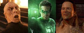 10 personagens de CGI do cinema que deram errado