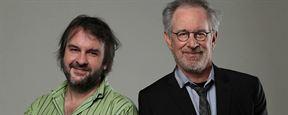 Peter Jackson voltará à direção em duas produções de Steven Spielberg