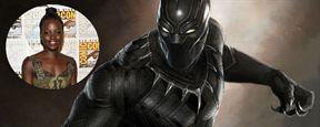 Lupita Nyong'o revela primeiros detalhes sobre Pantera Negra