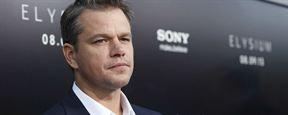 Matt Damon pretende fazer pausa na carreira