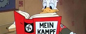 Pato Donald é nazista em curta-metragem vencedor do Oscar que denuncia Hitler; relembre
