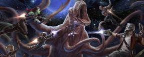 Guardiões da Galáxia Vol. 2: Arte conceitual revela novo personagem