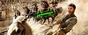 Amigos do AdoroCinema aprovam com ressalvas o remake de Ben-Hur