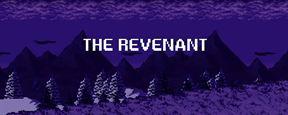 Veja a versão 8 bits do premiado O Regresso