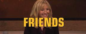 Courteney Cox e Lisa Kudrow se reencontram e brincam sobre Friends