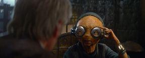 Lupita Nyong'o revela que está na torcida para que Maz Kanata e Chewbacca se relacionem amorosamente nos próximos Star Wars