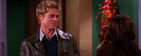 Participação de Brad Pitt em Friends teve um erro de continuidade que (quase) ninguém notou
