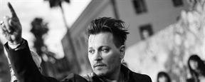 Bicampeão! Johnny Depp é o ator menos rentável de 2016