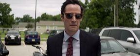 Exclusivo: Keanu Reeves e Renée Zellweger disputam a posse da verdade no trailer de Versões de um Crime