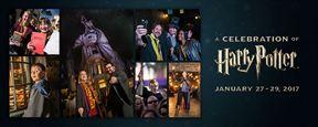 Universal Orlando Resort organiza a maior exposição de Harry Potter da sua história.