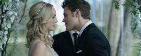 The Vampire Diaries: Trailer do penúltimo episódio traz casamento e possível retorno de Katherine