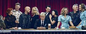 Prepare o café e a torta de cereja! Saíram as primeiras fotos oficiais da nova temporada de Twin Peaks