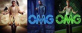 American Gods introduz os personagens em cartazes individuais