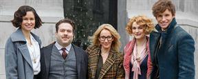 J.K Rowling revela que terminou de escrever roteiro de Animais Fantásticos 2