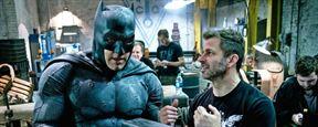Zack Snyder compartilha nova imagem de Batman em Liga da Justiça