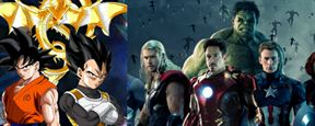 Dragon Ball Super fez grande referência a Os Vingadores em seu centésimo episódio