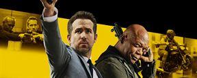Bilheterias Estados Unidos: Dupla Explosiva, com Ryan Reynolds e Samuel L. Jackson, surpreende na liderança