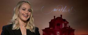 Jennifer Lawrence explica a metáfora por trás de Mãe! para os fãs de Jogos Vorazes (Entrevista exclusiva)