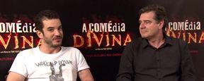 A Comédia Divina: Thiago Mendonça e o diretor Toni Venturi explicam como a briga entre Deus e o Diabo cutuca a hipocrisia brasileira (Exclusivo)