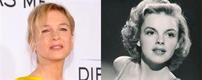 Renee Zellweger irá interpretar Judy Garland nas telonas