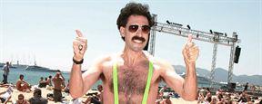Sacha Baron Cohen se oferece para pagar multa de turistas presos por usar o 'mankini' do Borat