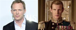 The Crown: Paul Bettany negocia para substituir Matt Smith como príncipe Philip