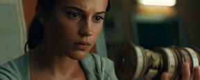 """""""Não sou uma super-heroína!"""", declara Lara Croft em comercial de Tomb Raider - A Origem"""