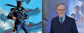 Steven Spielberg vai produzir filme da DC baseado nos quadrinhos Blackhawk