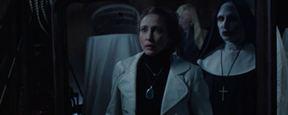 A Freira surge bem assustadora na primeira imagem do spin-off de Invocação do Mal