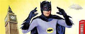 Vídeo clássico mostra o Batman de Adam West salvando o dia na Londres dos anos 60