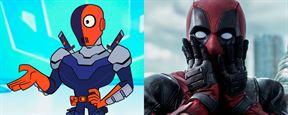 Exterminador reclama de Deadpool em novo vídeo de Os Jovens Titãs em Ação! Nos Cinemas